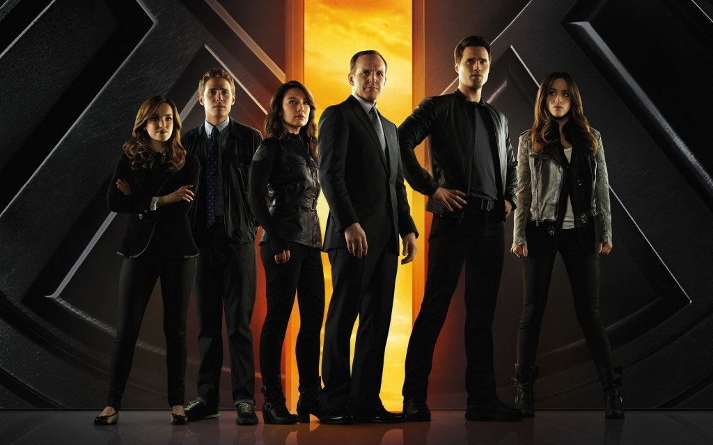 Agents of SHIELD TV Show Cast