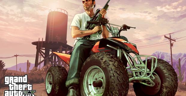 Grand Theft Auto V Trevor Wallpaper