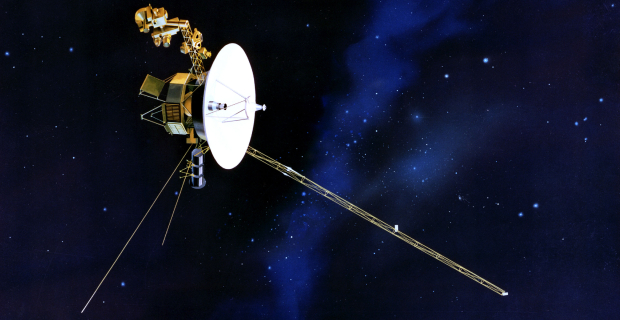 Voyager 1: Boldly Going Where No Human Object Has Gone Before