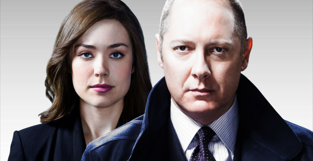 The Blacklist (Megan Boone and James Spader)