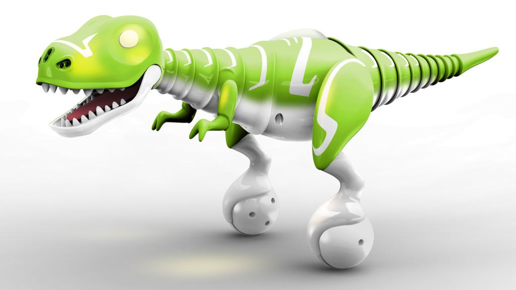 Boomer Dinosaur Robot