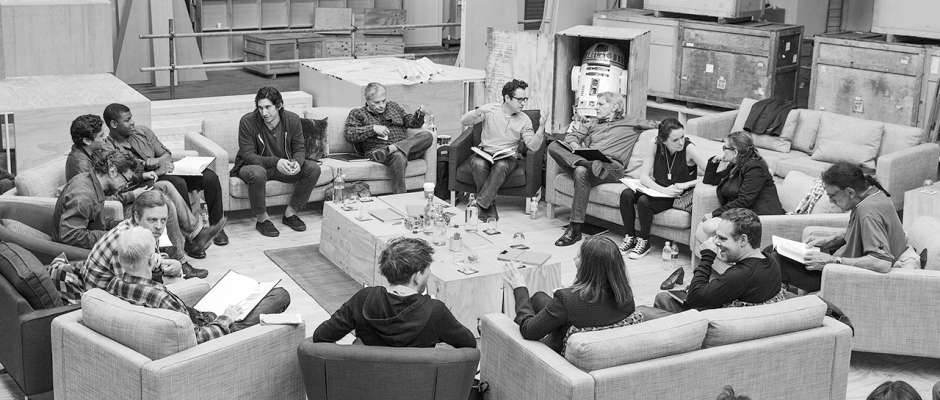 'Star Wars 7′ Cast Finally Announced